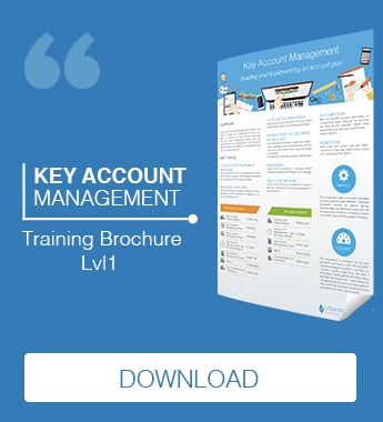 key account management pharma