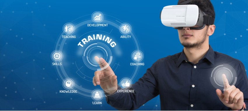 Using VR in Corporate Training